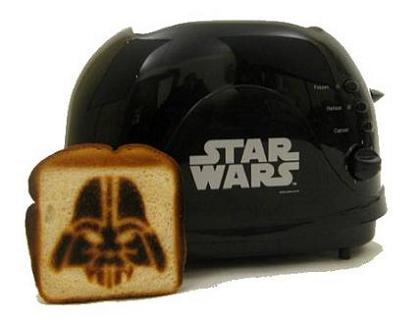 Tostador de Star Wars