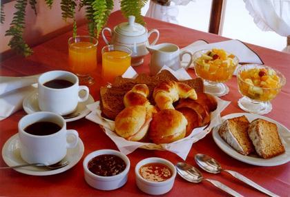 Desayunos balanceados