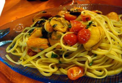receta para preparar pasta