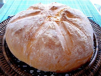 pan casero, rico y facil de hacer