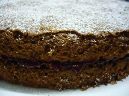 tarta de mermelada, pastel rico, pastel de jalea