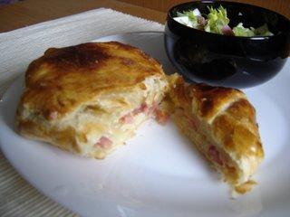 Empanadas de jamon y queso