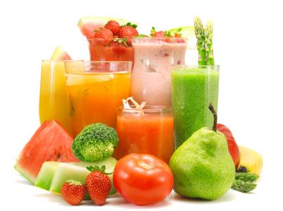 jugos frutales