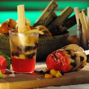 gelatina de ponche