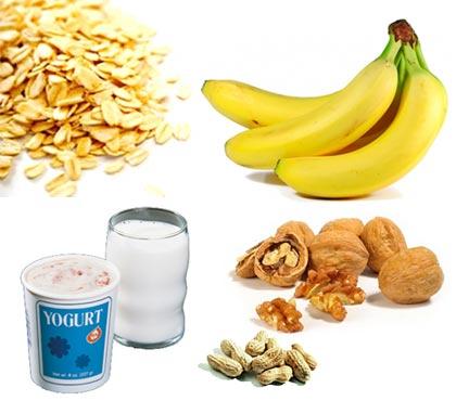 alimentos que te dan energia