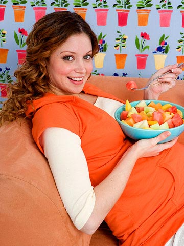 Comida para el embarazo