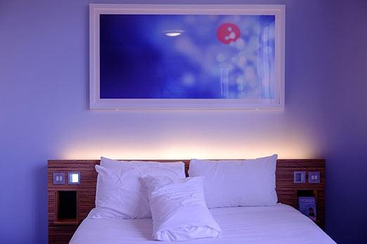 Hoteles cómodos